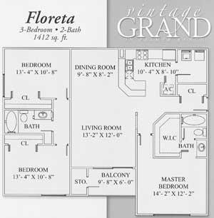vintage grand in sarasota fl 34238 apartment floorplans vintage house plans 15h antique alter ego