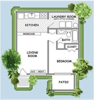 apartment floorplans for kensington cottages in orlando fl rh apartmentcities com kensington cottages apartments orlando fl reviews kensington cottages apartments orlando fl 32818