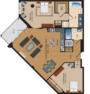 Apartment Floorplans For The Lofts At Park Crest In Vienna Math Wallpaper Golden Find Free HD for Desktop [pastnedes.tk]