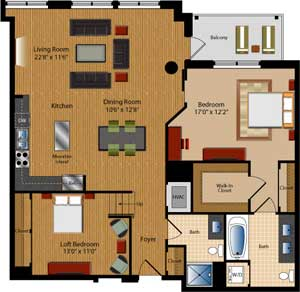 Apartment Floorplans For The Lofts At Park Crest In Vienna Math Wallpaper Golden Find Free HD for Desktop [pastnedes.tk]