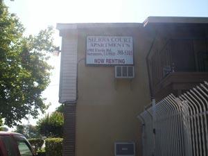 Sierra Court Apartments Sacramento Ca